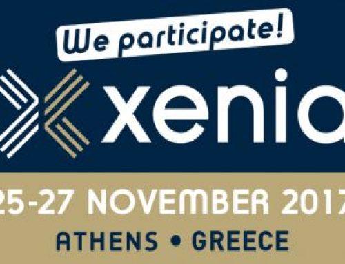 Xenia-Atina Yunanistan-Kasım 2017